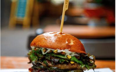 Knus dineren bij Pickles Burgers & Wines