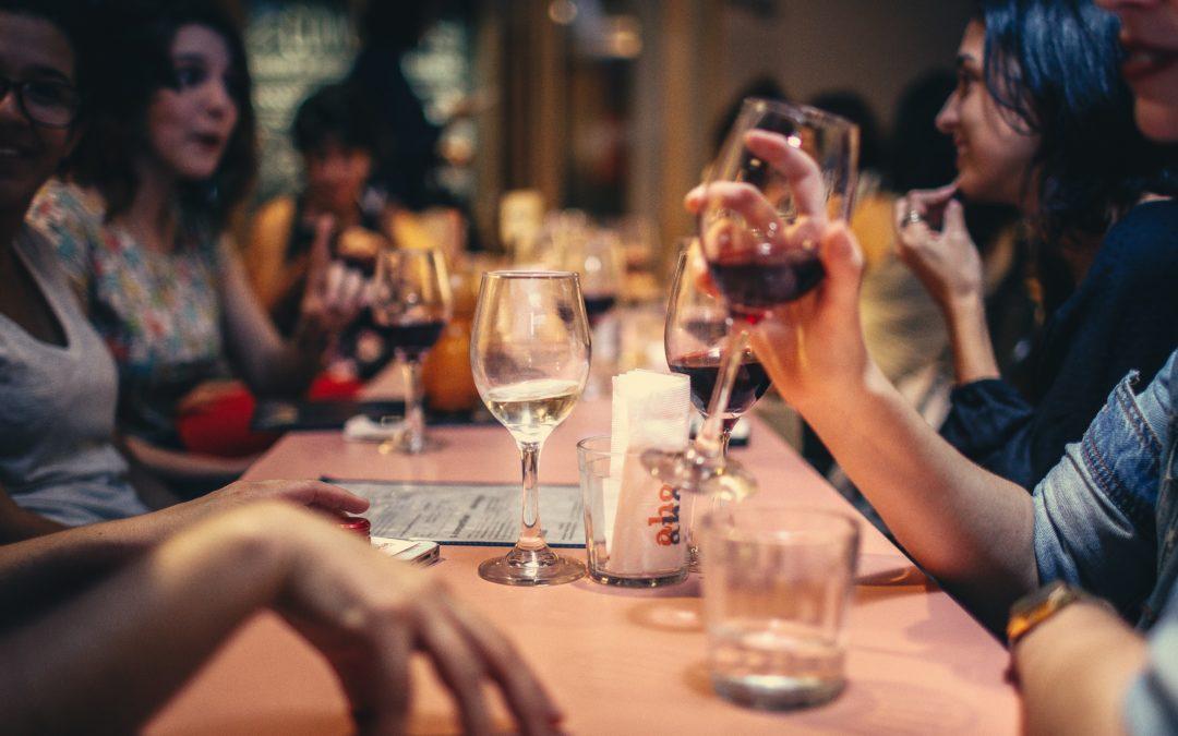 Het kiezen van een restaurant in Scheveningen