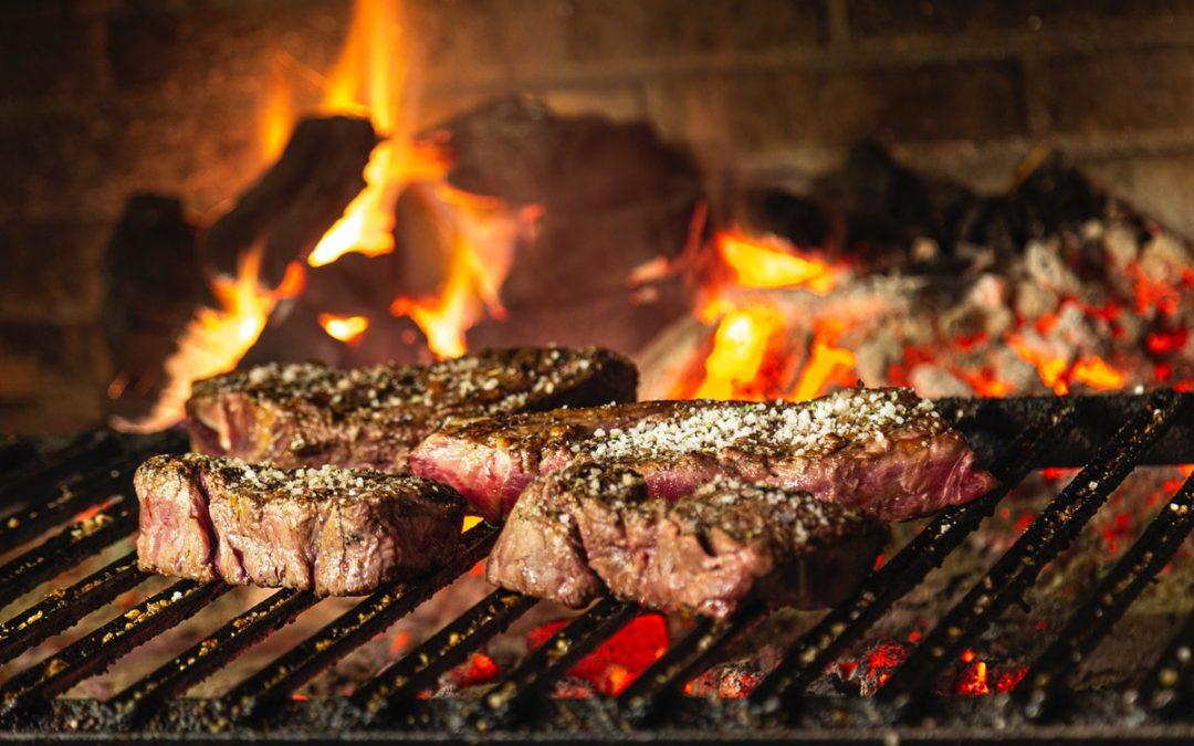 Hoe bereid je een ribeye biefstuk op de BBQ?